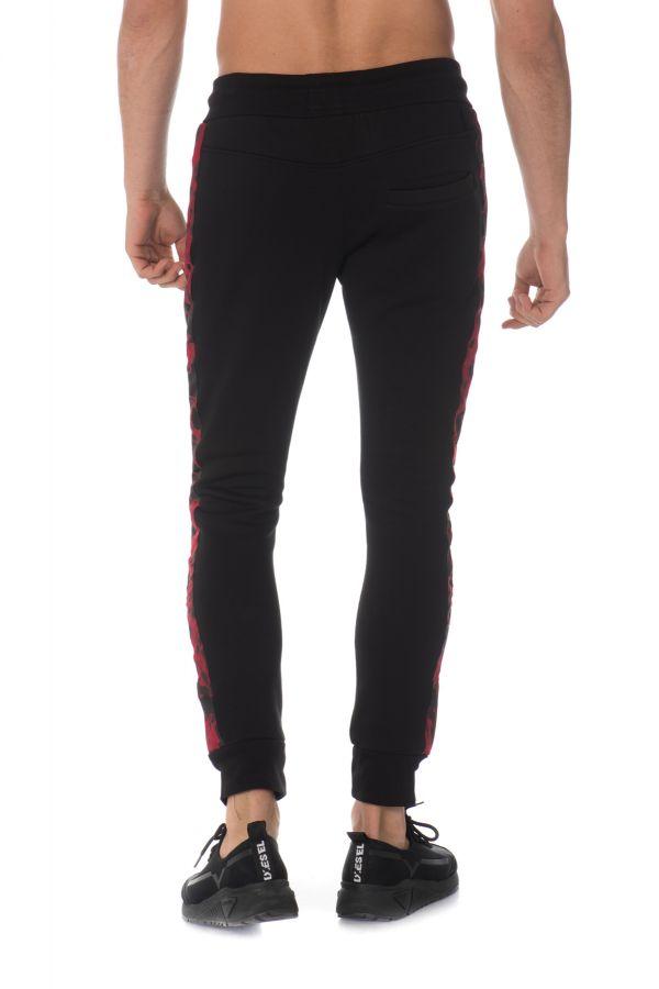 Pantalon Homme Horspist MANCHESTER BLACK/RED