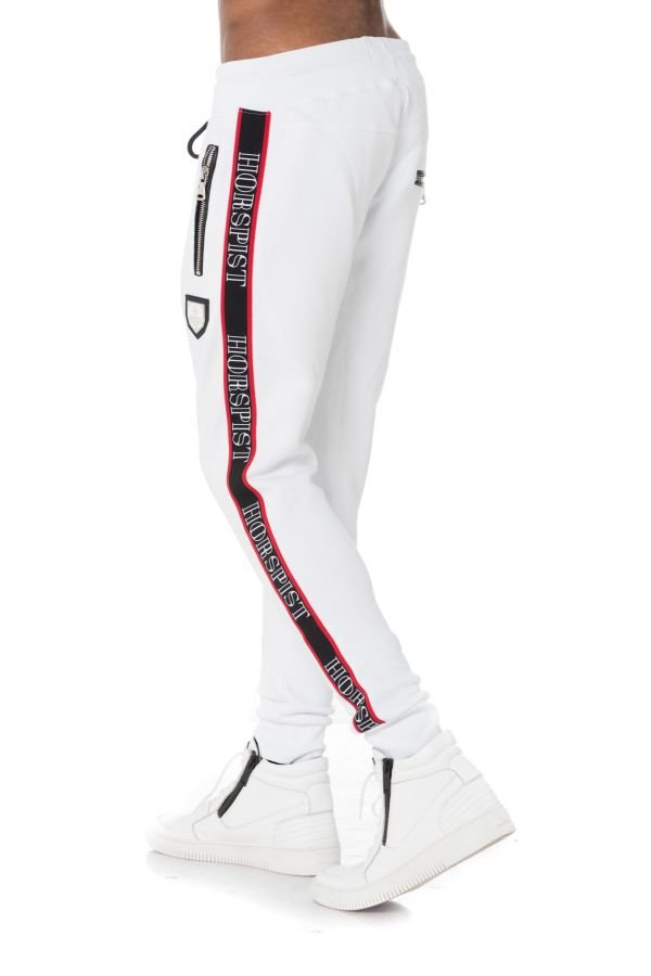 Pantalon Homme Horspist ZENITH M300 WHITE