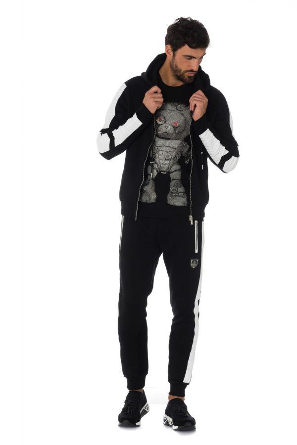 Pantalon Homme Horspist PYTHON M300 BLACK/WHITE