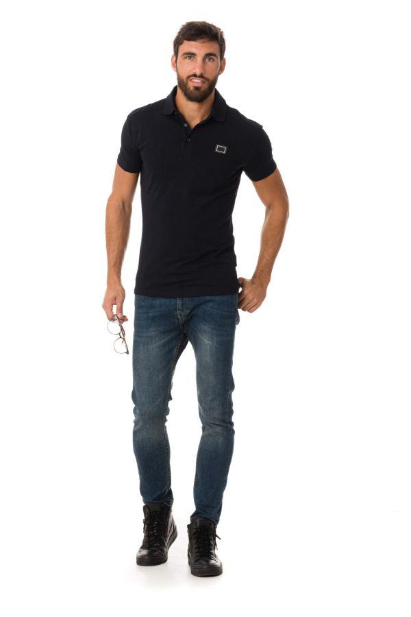 Polo Homme Antony Morato MMKS01086 / 7051