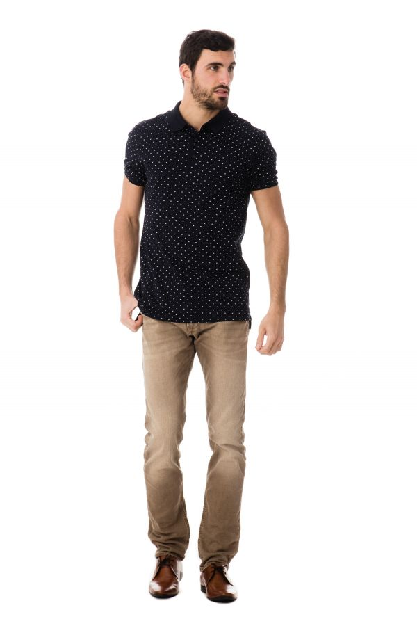 Polo Homme Scotch and Soda 136533 217