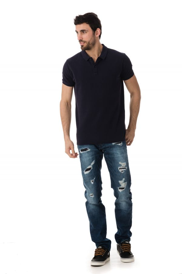 Polo Homme Scotch and Soda 136522 0004