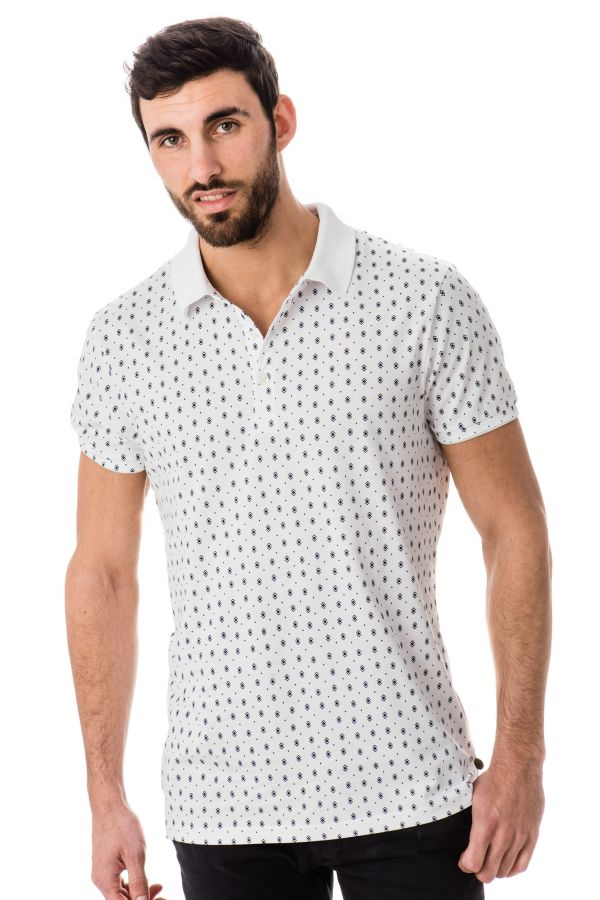 Polo Homme Scotch and Soda 136533 218