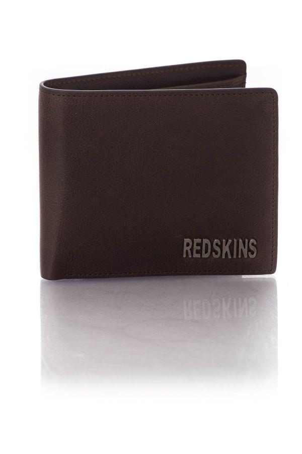 Portefeuille Homme Accessoires Redskins REDBASILE MARRON
