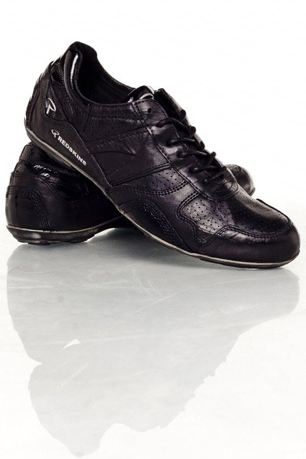 Chaussures à Lacets Enfant Redskins Junior LILIAN CADET NOIR