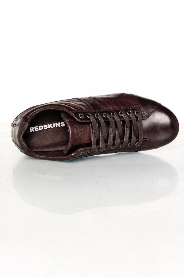 Chaussures à Lacets Enfant Redskins Junior TONIK CADET CHOCOLAT