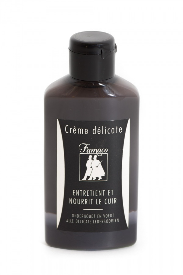Pflegeprodukt Famaco FLACON CREME DELICATE 125 ML MARRON FONCE