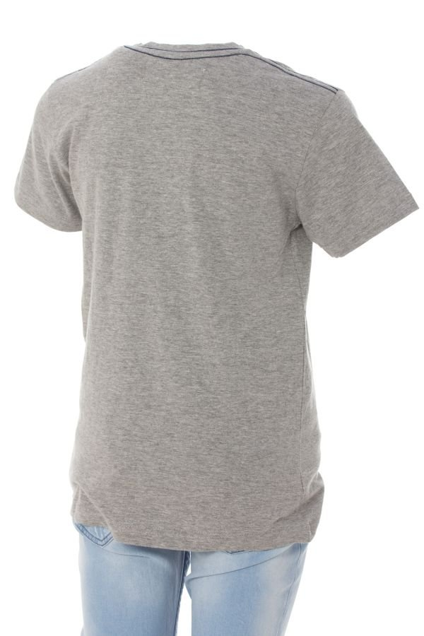 Tee Shirt Enfant Kaporal COBY GREY MELANGED