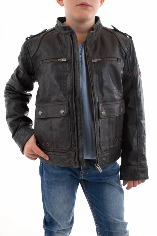 veste en simili cuir pour petite fille les vestes la mode sont populaires partout dans le monde. Black Bedroom Furniture Sets. Home Design Ideas