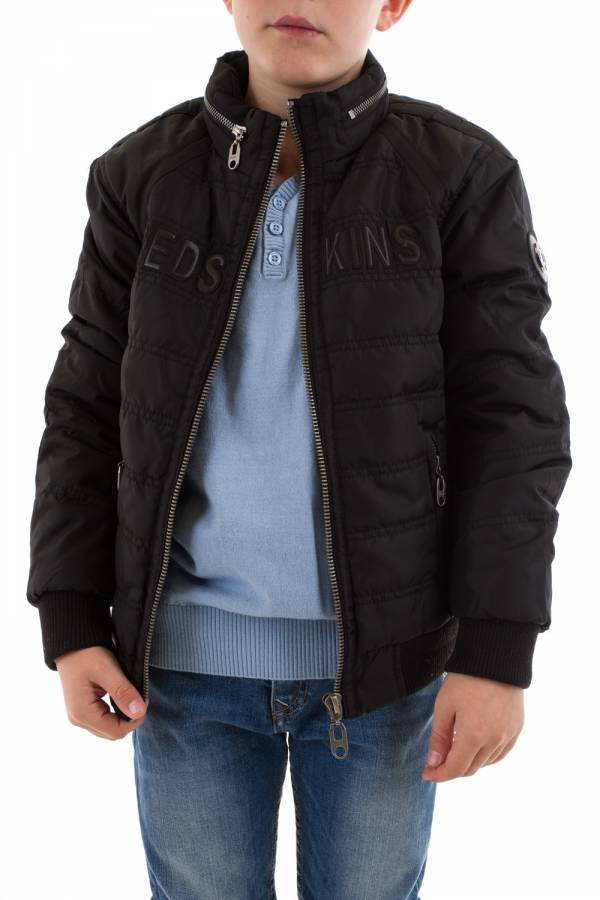 Blouson Enfant Redskins Junior BIKKY 2 BLACK