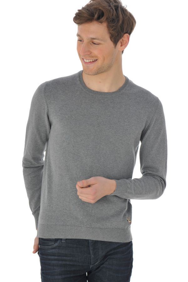 Pull/Sweatshirt Homme Chevignon DCUC004 GRIS CHINE