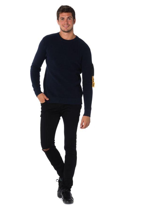 Pull/sweatshirt Homme Diesel K-WAFF 8AT