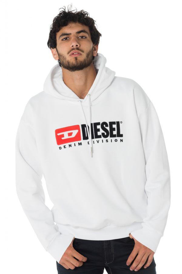 Pull/sweatshirt Homme Diesel S-DIVISION 100