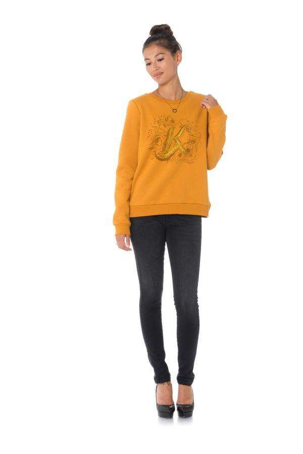 Pull/sweatshirt Femme Kaporal TARAX MIEL