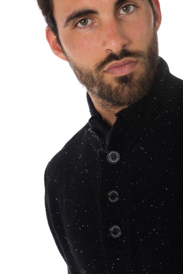 Pull/sweatshirt Homme Kaporal FLARU BLACK