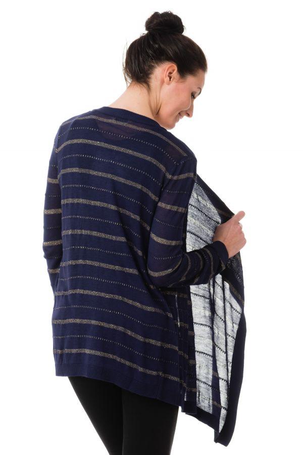 Pull/Sweatshirt Femme Kaporal FABUL MARINE