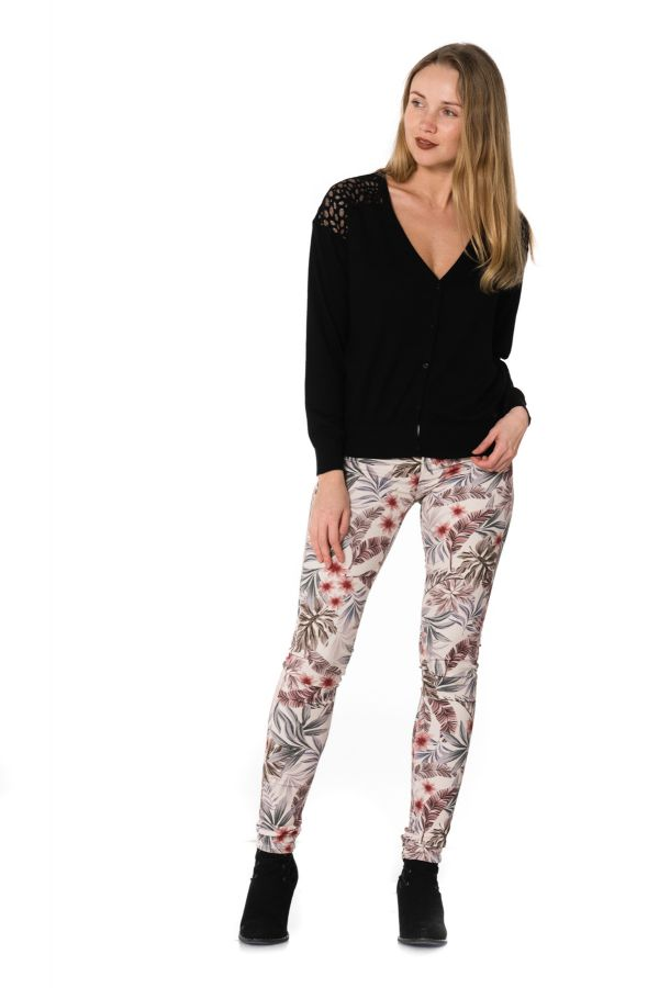Pull/sweatshirt Femme Kaporal BUBA BLACK