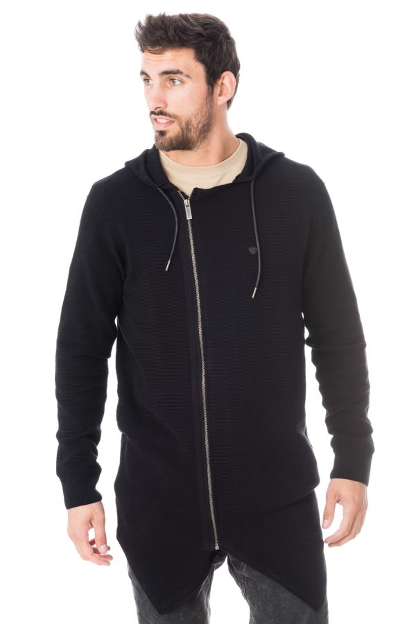 0a1a6371e94fa Pull Sweatshirt Homme Kaporal NOLIA BLACK H16 - Cuir-city.com