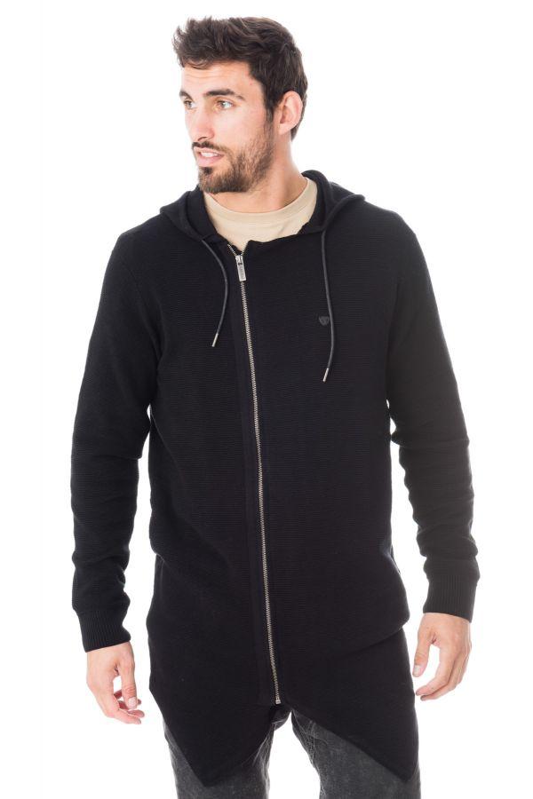 Pull/Sweatshirt Homme Kaporal NOLIA BLACK H16