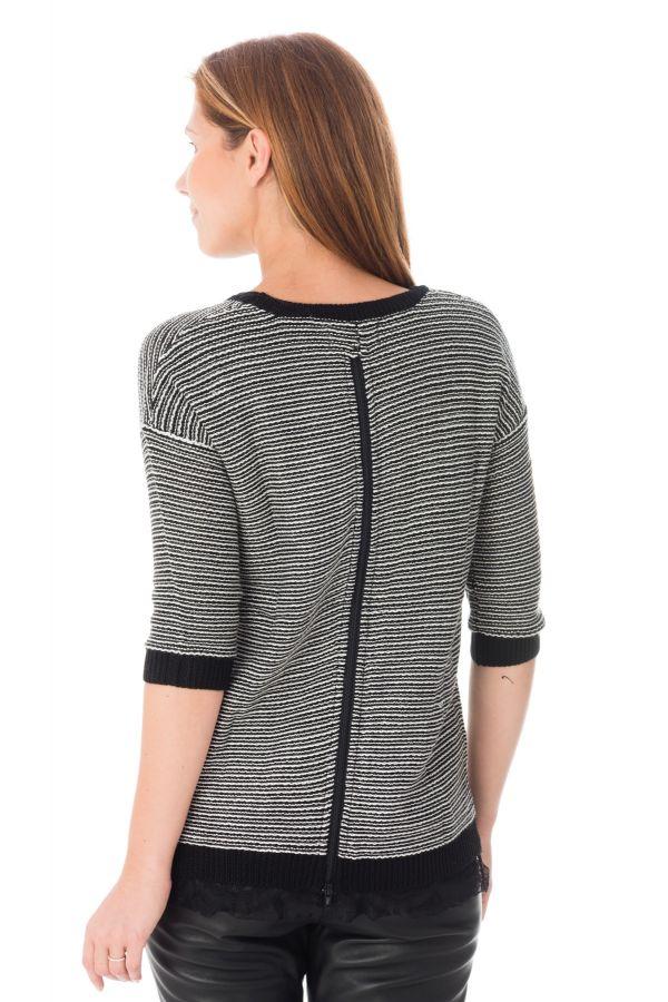 Pull/Sweatshirt Femme Kaporal STARK OFF WHITE H16