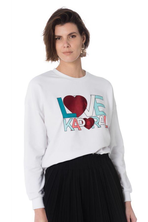 Pull/sweatshirt Femme Kaporal BRANT WHITE
