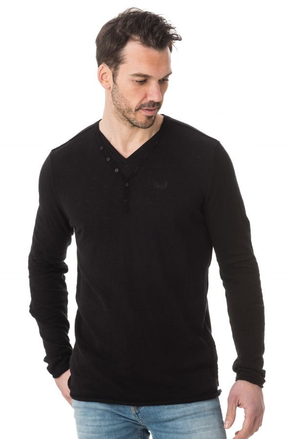 Pull/Sweatshirt Homme Kaporal RELMI BLACK