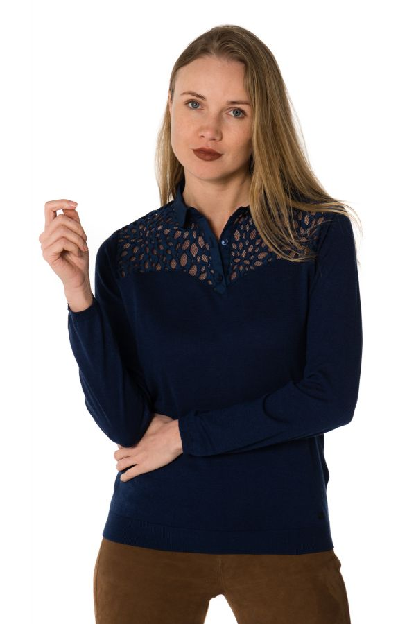 Pull/sweatshirt Femme Kaporal BAFI MARINE