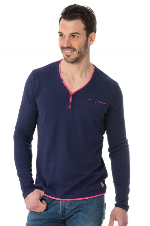 Pull/Sweatshirt Homme Kaporal DENIZ PATRIOT
