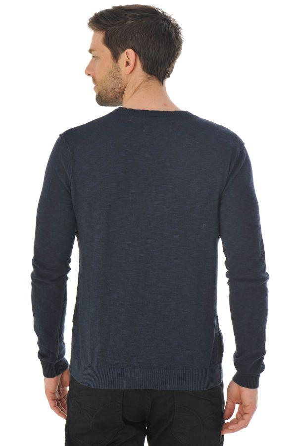 Pull/Sweatshirt Homme Kaporal ELMI BLUE NIGHT P16