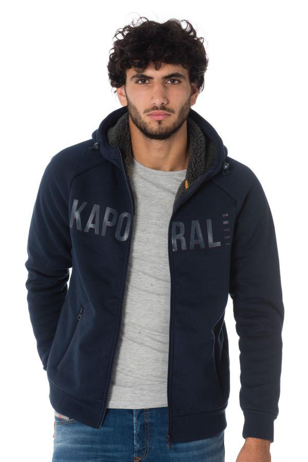 PullSweatshirt Homme Kaporal LIMO BLUE US