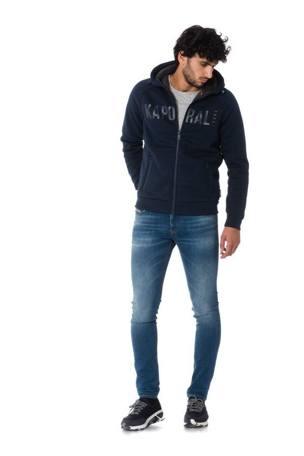 Pull/sweatshirt Homme Kaporal LIMO BLUE US