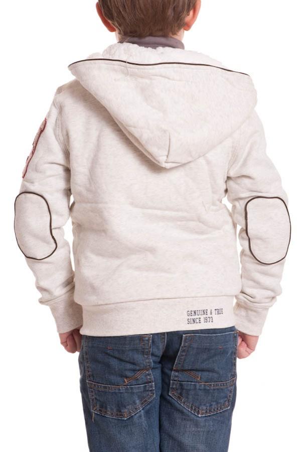 Pull/Sweatshirt Enfant Pepe Jeans STUART ECRU 814