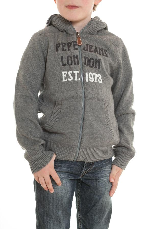 Pull/Sweatshirt Enfant Pepe Jeans BOBS GREY MARL