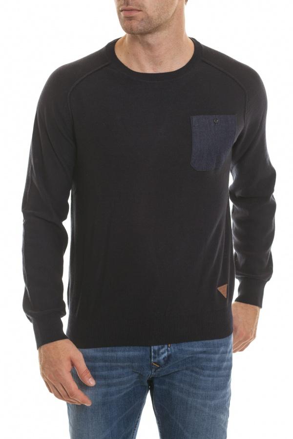 Pull/Sweatshirt Homme Pepe Jeans BORIS NAVY