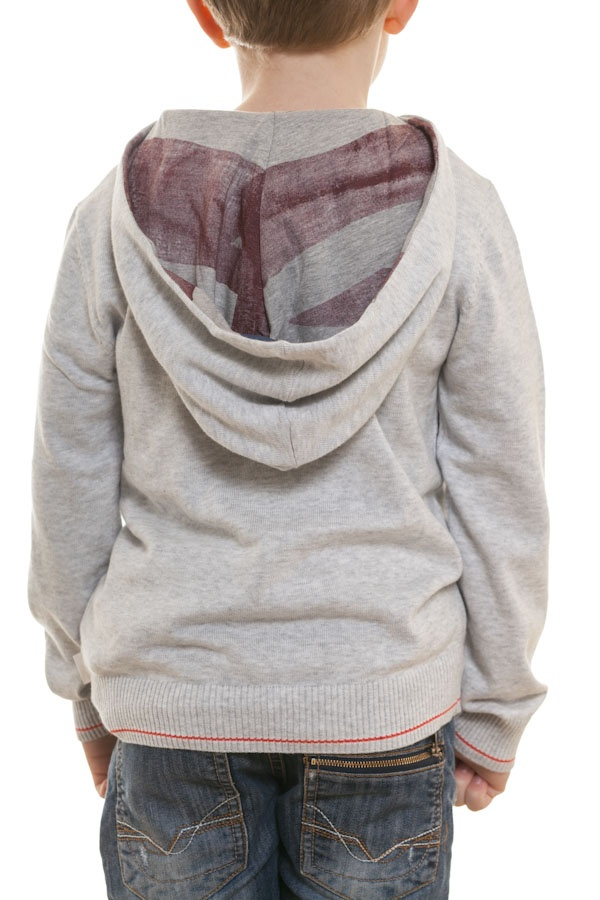 Pull/Sweatshirt Enfant Pepe Jeans MILES GREY MARL