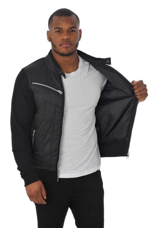 Pull/Sweatshirt Homme Redskins JIM POSTER BLACK H16