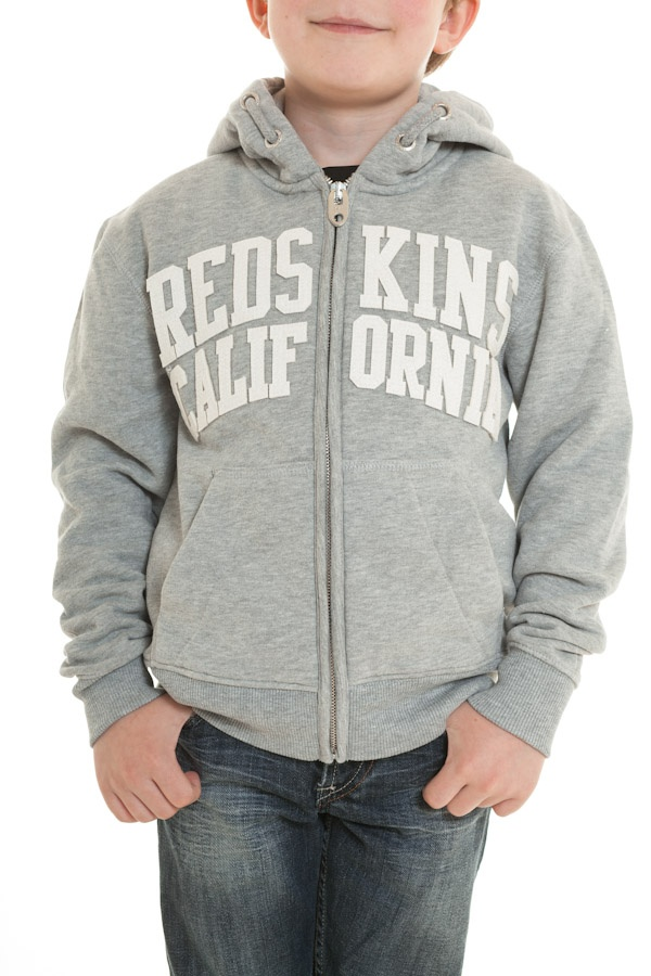 Pull/Sweatshirt Enfant Redskins Junior BARRY GREY CHINE
