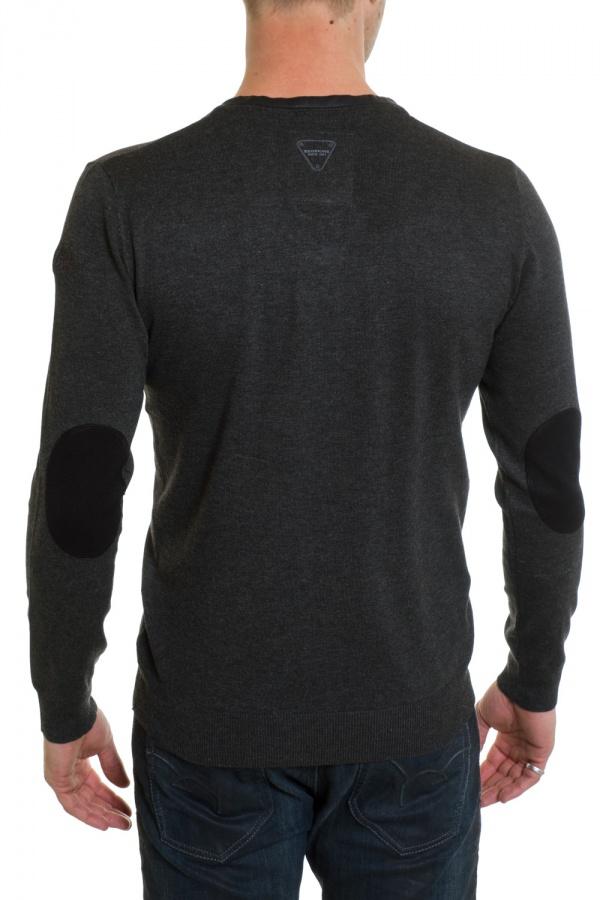 Pull/Sweatshirt Homme Redskins DARRIUS ELVIS ANTHRACITE