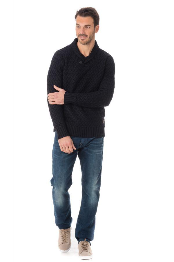 Pull/Sweatshirt Homme Redskins BART NAVY H16