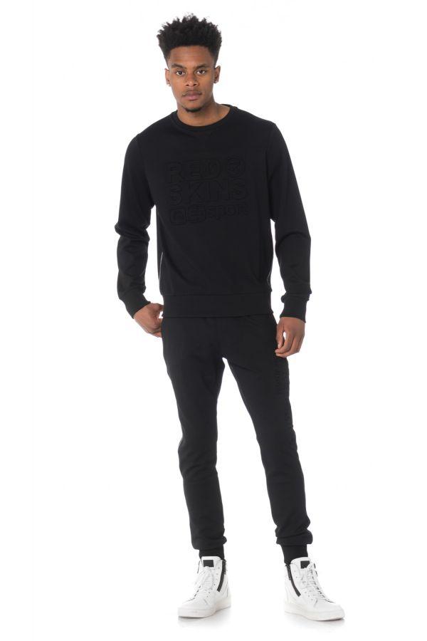Pull/sweatshirt Homme Redskins ONWARD STAPLES BLACK