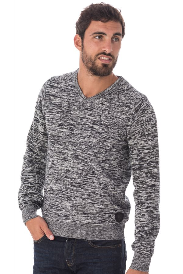 Pull/Sweatshirt Homme Redskins ANDES ETERNITY GREY CHINE H16