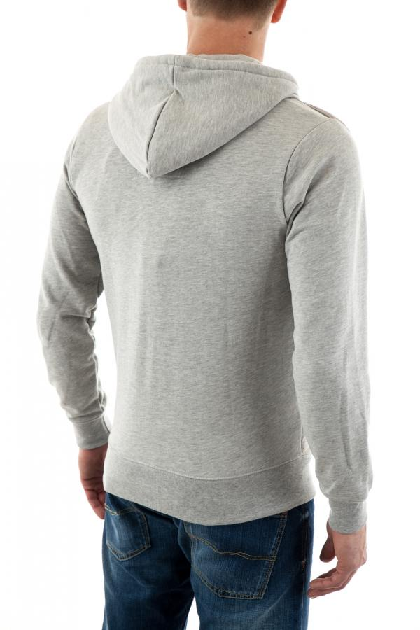 Pull/Sweatshirt Homme Redskins RILEY OKLAHOMA GRIS CHINE