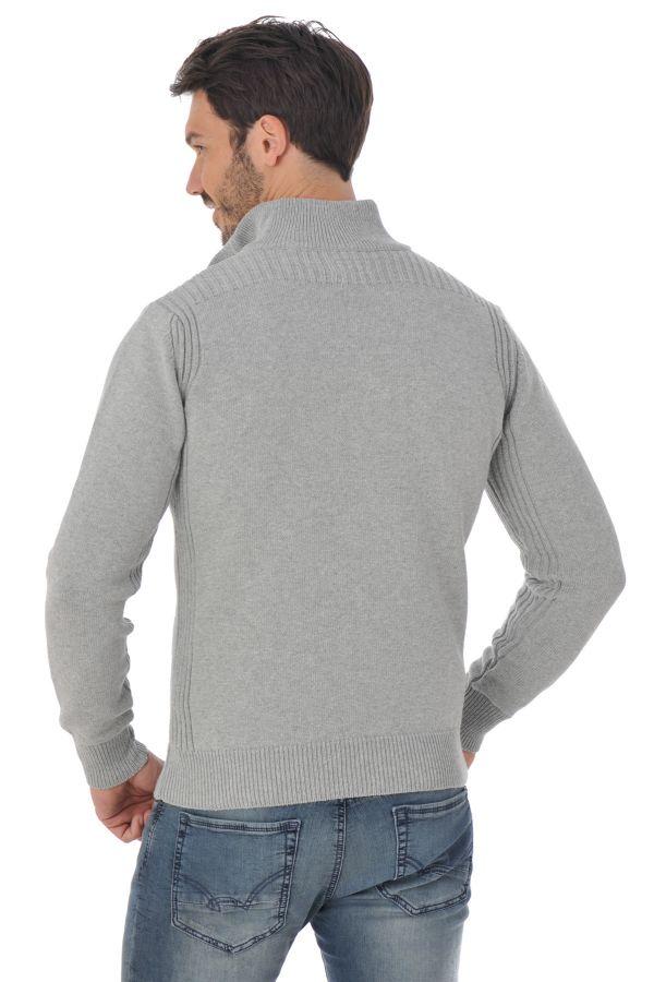 Pull/Sweatshirt Homme Schott PLMILFORD9 MEDIUM HGREY
