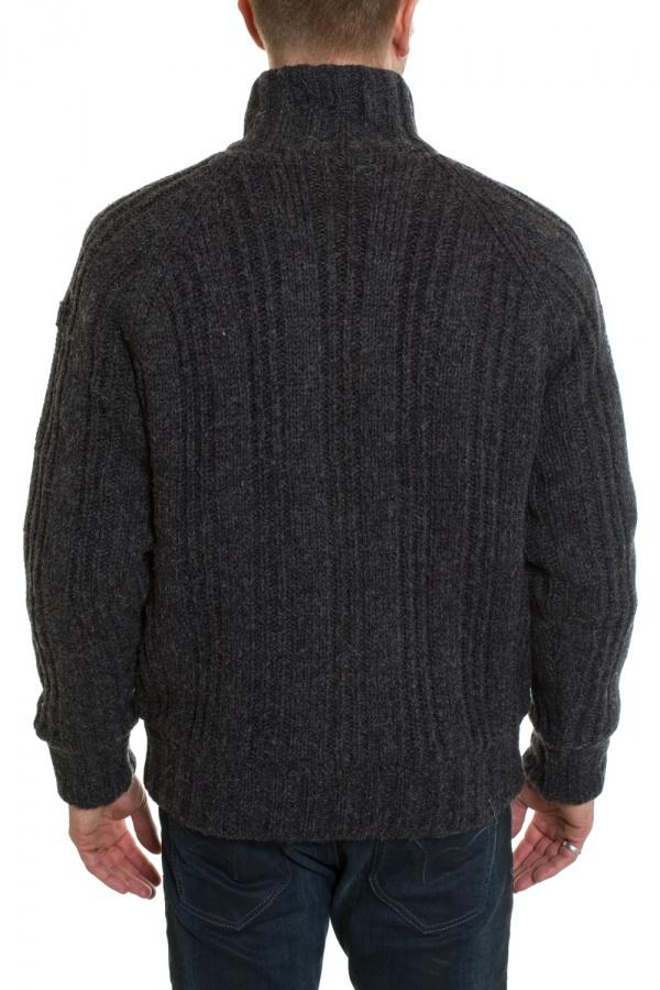 Pull/Sweatshirt Homme Schott PLKEYSTONE1 ANTHRACITE