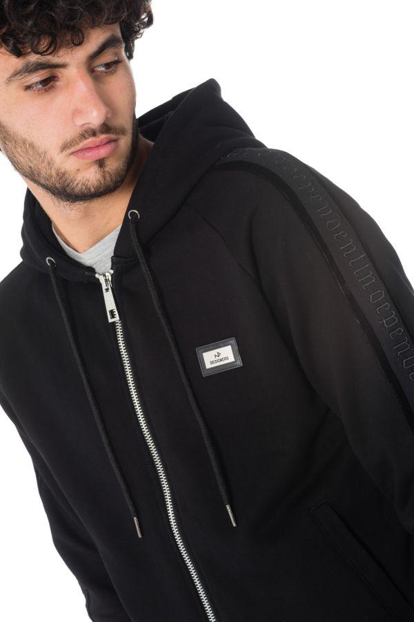 Pull/sweatshirt Homme The New Designers SWEAT BLACKOUT BLACK