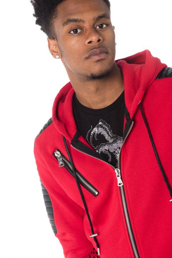 Pull/Sweatshirt Homme horspist TOMAS M300 RED