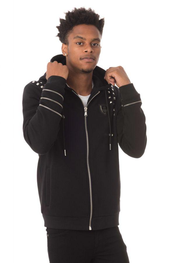 Pull/Sweatshirt Homme horspist PASCAL ANJO BLACK