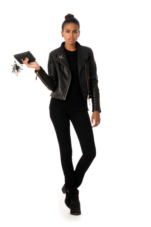 Sacs Femme Citadine ST HONORE BLACK