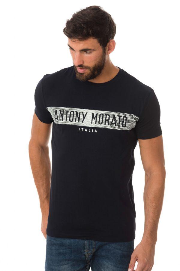 Tee Shirt Homme Antony Morato MMKS01089 / 7051