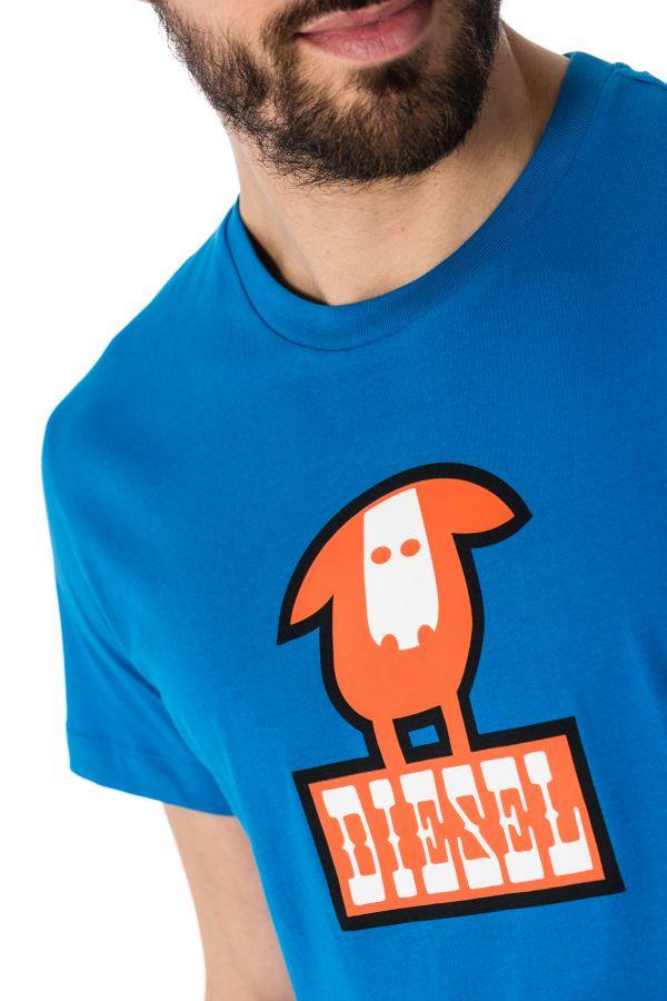 Tee Shirt Homme Diesel T-DIEGO-BA 8ER